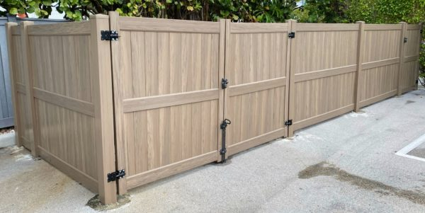 PVC Fence& Gate plans by Engineering Express
